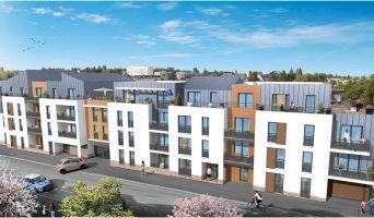 Photo du Résidence « Cours Coty » programme immobilier neuf en Loi Pinel à Tours