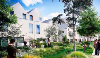 Photo du Résidence « Domaine de Suède » programme immobilier neuf en Loi Pinel à Tours