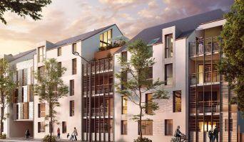 Photo du Résidence « Équinoxe 2 » programme immobilier neuf en Loi Pinel à Tours