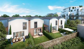 Résidence « First » programme immobilier neuf en Loi Pinel à Tours n°2