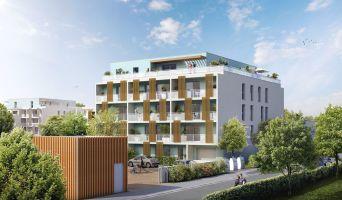Tours programme immobilier neuf « Green Lux » en Loi Pinel