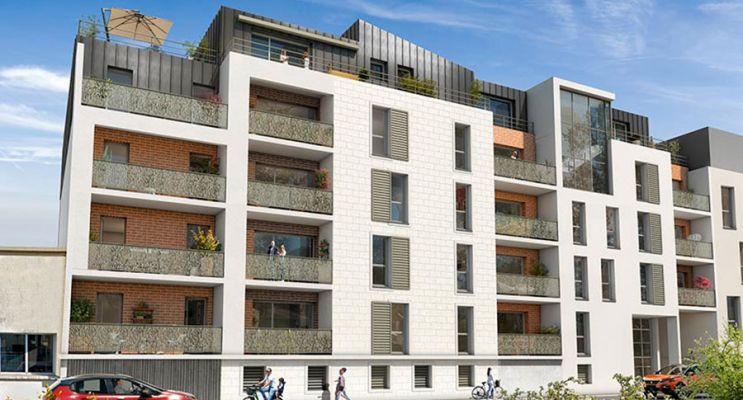 Photo du Résidence « La Fabbrik » programme immobilier neuf en Loi Pinel à Tours