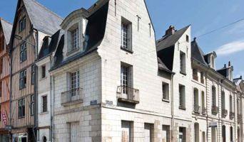 Résidence « Le Cours Des Consuls » programme immobilier à rénover en Loi Pinel ancien à Tours n°1