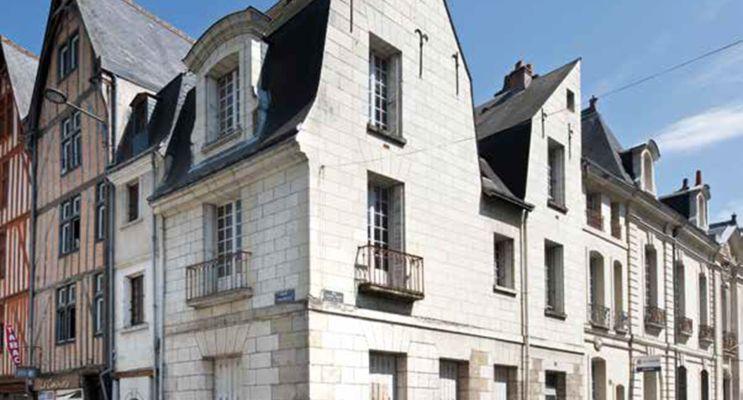 Photo du Résidence « Le Cours des Consuls » programme immobilier à rénover en Loi Pinel ancien à Tours
