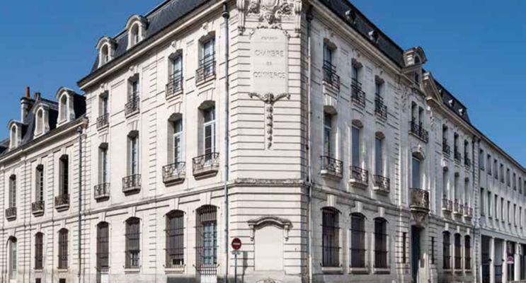 Photo n°2 du Résidence « Le Cours Des Consuls » programme immobilier à rénover en Loi Pinel ancien à Tours