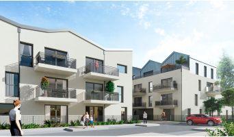 Photo du Résidence « Le Diapason Tr. 1 » programme immobilier neuf en Loi Pinel à Tours