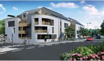 Résidence « L'Emeraude » programme immobilier neuf en Loi Pinel à Tours