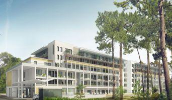 Photo du Résidence « Les Senioriales de Tours - Parc Grandmont » programme immobilier neuf en Loi Pinel à Tours