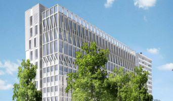 Photo du Résidence « Les Studios Varennes » programme immobilier neuf à Tours