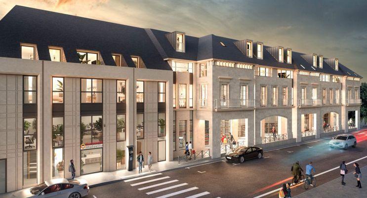 Photo du Résidence « L'Hôtel des Arts » programme immobilier à rénover en Loi Malraux à Tours