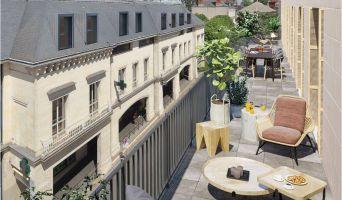 Tours programme immobilier à rénover « L'Hôtel des Lettres » en Loi Malraux  (2)