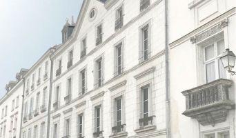 Photo du Résidence « L'Imprimerie » programme immobilier à rénover en Loi Malraux à Tours