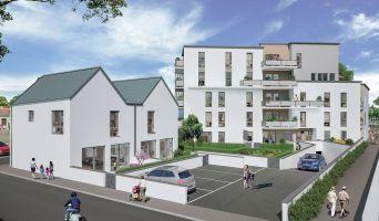 Tours programme immobilier neuve « Nuances » en Loi Pinel  (2)