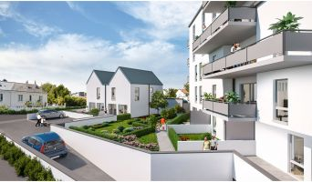 Tours programme immobilier neuve « Nuances » en Loi Pinel  (3)