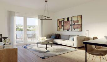 Tours programme immobilier neuve « Nuances » en Loi Pinel  (4)