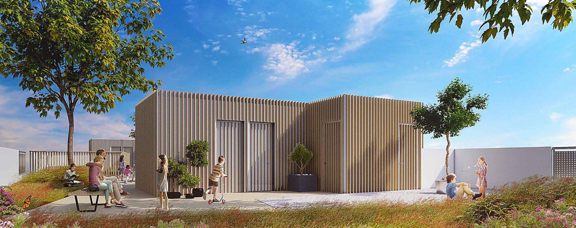 Tours : programme immobilier neuve « Rooftop » (3)