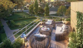 Résidence « Saint-Cosme » programme immobilier neuf en Loi Pinel à Tours n°1