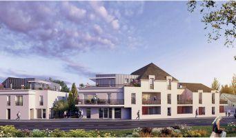 Résidence « Saint-Cosme » programme immobilier neuf en Loi Pinel à Tours n°2