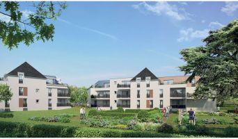 Résidence « Saint-Cosme » programme immobilier neuf en Loi Pinel à Tours n°3