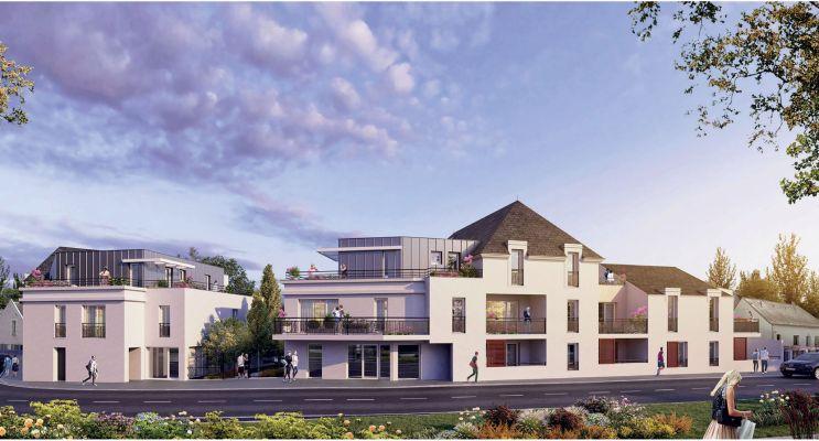 Photo n°2 du Résidence « Saint-Cosme » programme immobilier neuf en Loi Pinel à Tours