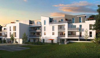 Résidence « St-Germain Dupré » programme immobilier neuf en Loi Pinel à Tours n°2
