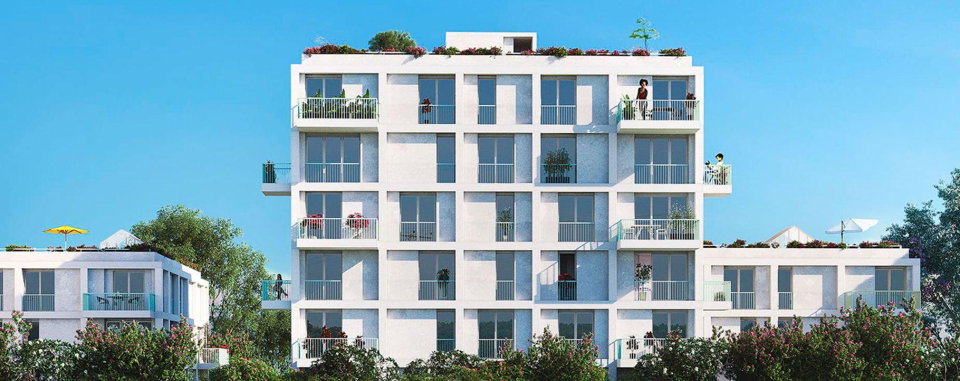 Tours : programme immobilier neuve « Tempo » en Loi Pinel (3)