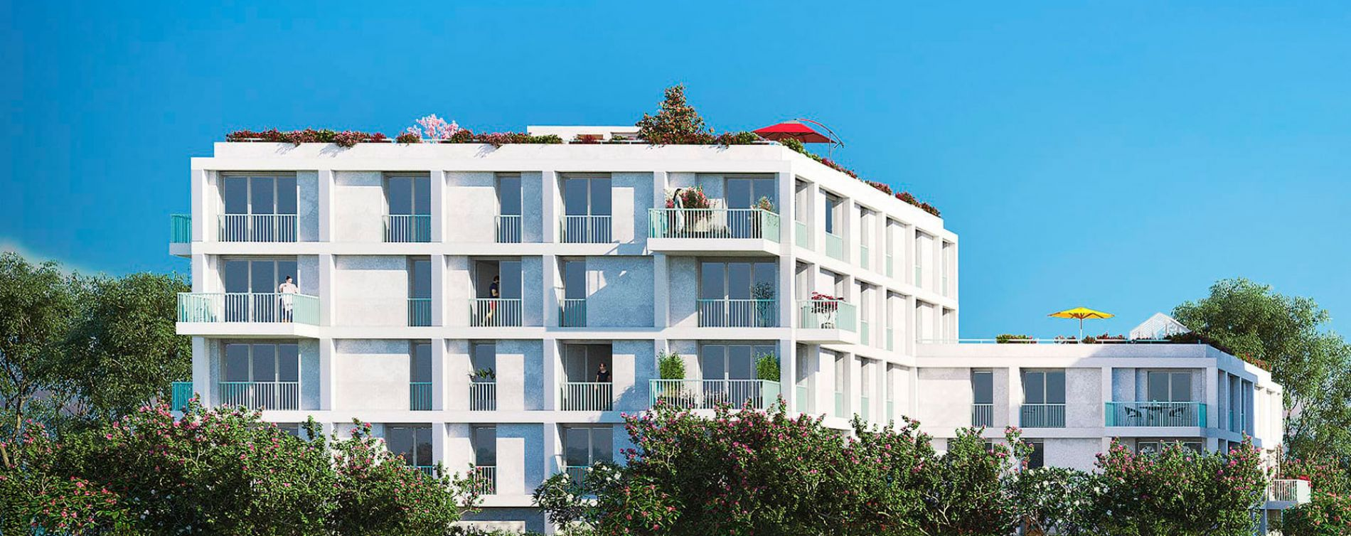 Tours : programme immobilier neuve « Tempo » en Loi Pinel (4)