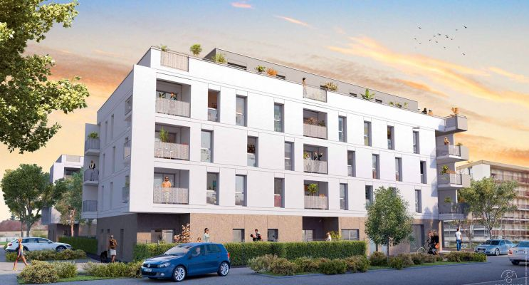 Photo du Résidence « Cityzen » programme immobilier neuf à Vendôme