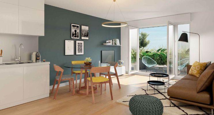 Photo n°3 du Résidence « Cityzen » programme immobilier neuf à Vendôme