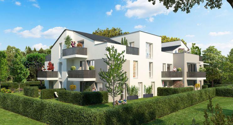 Photo du Résidence « L'Orée du Parc » programme immobilier neuf en Loi Pinel à Boigny-sur-Bionne