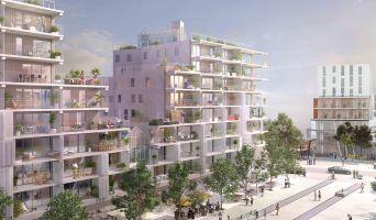 Fleury-les-Aubrais programme immobilier neuf « Luminescence » en Loi Pinel