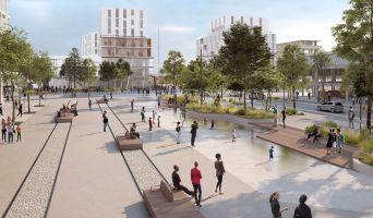 Fleury-les-Aubrais programme immobilier neuve « Luminescence » en Loi Pinel  (2)