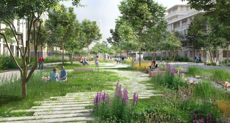 Résidence « Luminescence » programme immobilier neuf en Loi Pinel à Fleury-les-Aubrais n°3