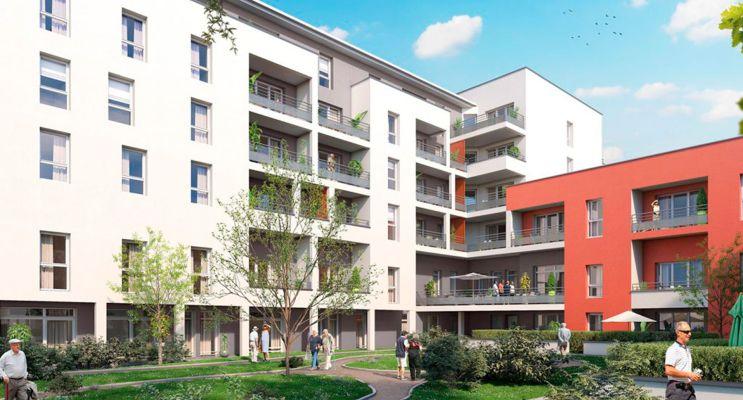 Photo du Résidence « La Jonque » programme immobilier neuf à Montargis