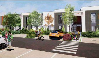 Photo du Résidence « L'Ecrin des Chanterelles » programme immobilier neuf en Loi Pinel à Olivet