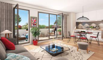 Orléans programme immobilier neuve « Aqueduc » en Loi Pinel  (2)