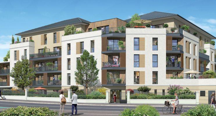 Photo du Résidence « Aqueduc » programme immobilier neuf en Loi Pinel à Orléans