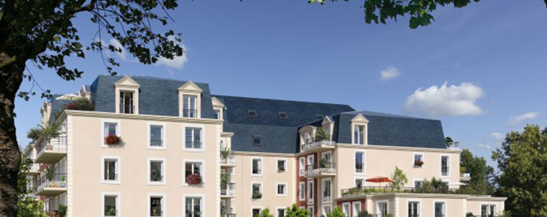 Résidence Belle Allure Bât C à Orléans