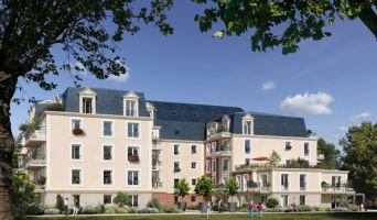 Photo du Résidence « Belle Allure Bât C » programme immobilier neuf en Loi Pinel à Orléans