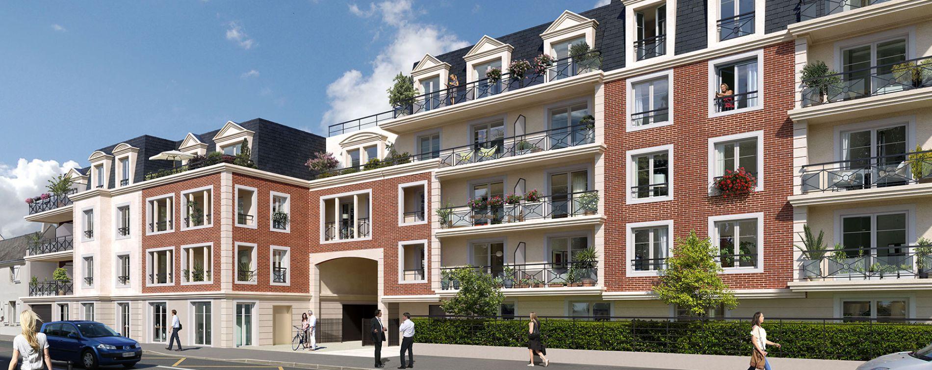 Orléans : programme immobilier neuve « Belle Allure » en Loi Pinel (2)