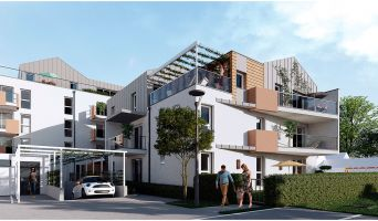 Photo du Résidence « Faubourg Madeleine » programme immobilier neuf en Loi Pinel à Orléans