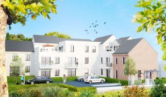 Résidence « La Petite Reine » programme immobilier neuf en Loi Pinel à Orléans