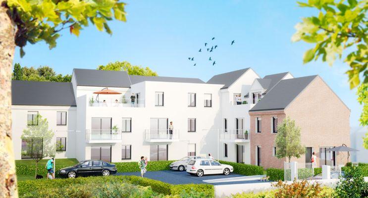 Photo du Résidence « La Petite Reine » programme immobilier neuf en Loi Pinel à Orléans