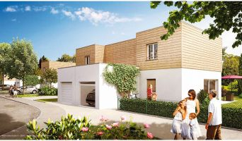 Photo du Résidence « Le Balzac » programme immobilier neuf en Loi Pinel à Orléans