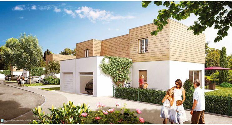 Résidence « Le Balzac » programme immobilier neuf en Loi Pinel à Orléans n°1