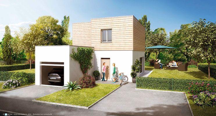 Résidence « Le Balzac » programme immobilier neuf en Loi Pinel à Orléans n°2