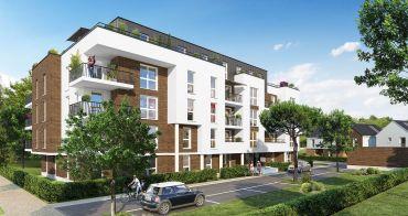 Orléans programme immobilier neuf « Le Clos Saint Louis » en Loi Pinel