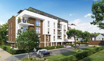 Photo du Résidence « Le Clos Saint Louis » programme immobilier neuf en Loi Pinel à Orléans