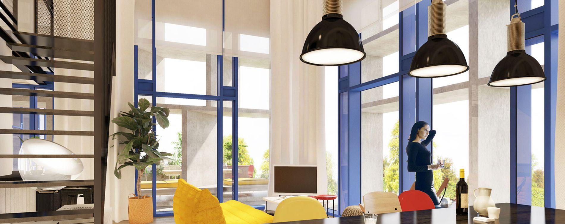 Orléans : programme immobilier neuve « Le Siti »