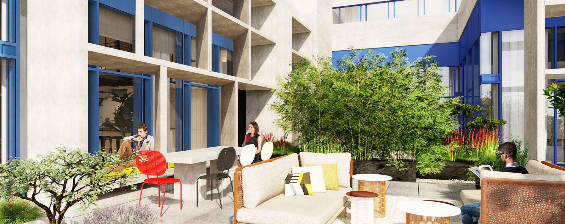 Orléans : programme immobilier neuve « Le Siti » (3)